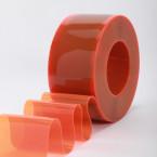 ПВХ завеса морозостойкая красная пленка 2х200 мм