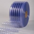 ПВХ завеса стандартная рифленая пленка  3х300 мм
