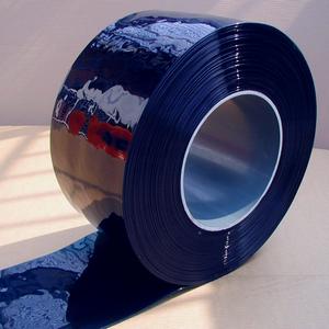 Фото: ПВХ пленка синяя 2х200 мм