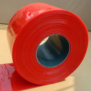 Фото: ПВХ пленка красная 2х300 мм