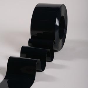 Фото: ПВХ пленка черная 2х200 мм